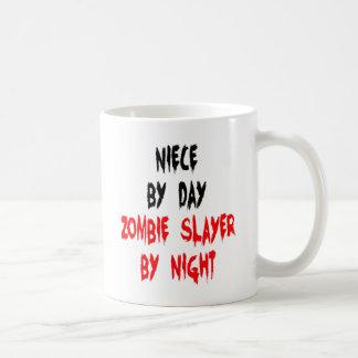 Zombie Slayer Niece Coffee Mug