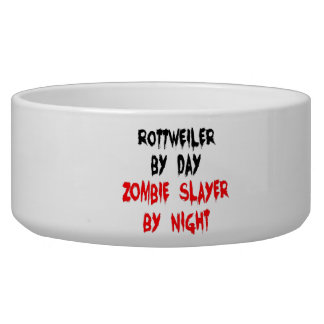 Zombie Slayer Rottweiler Dog
