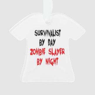Zombie Slayer Survivalist