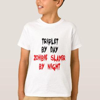 Zombie Slayer Triplet T-Shirt