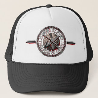 Zombie Slayer Trucker Hat