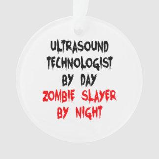 Zombie Slayer Ultrasound Technologist
