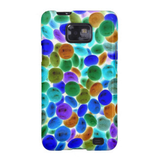Zombie Smarties Galaxy SII Cases