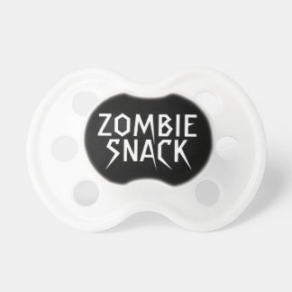 Zombie Snack - Funny Pacifier