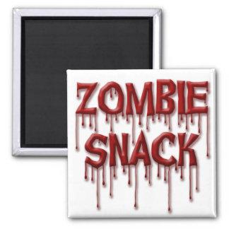 Zombie Snack Magnet