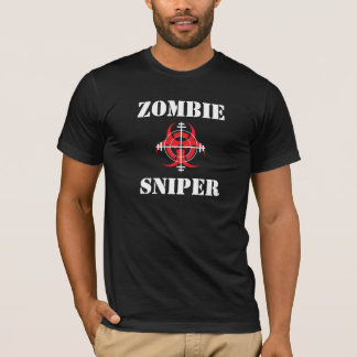 ZOMBIE SNIPER T-Shirt (Ver 4)