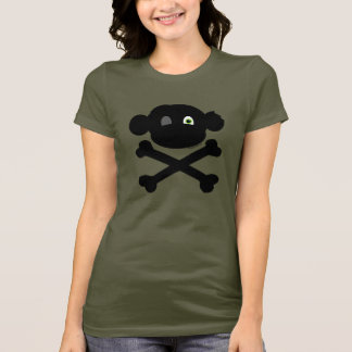 Zombie Sock Monkey T-Shirt