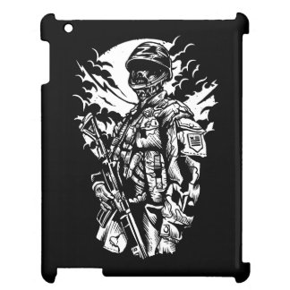 Zombie Soldier IPAD/IPAD MINI, IPAD AIR CASE
