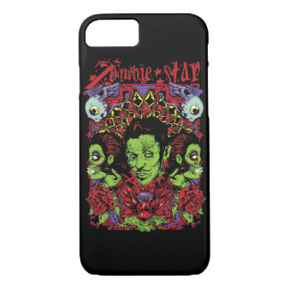 Zombie Star Glossy Phone Case