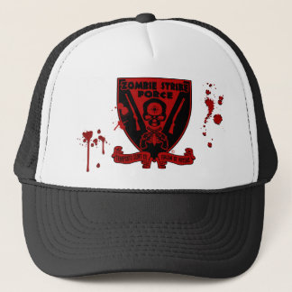 Zombie Strike Force Cap