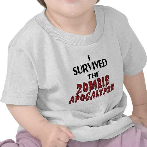 Zombie Survivor Shirts
