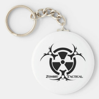 Zombie Tactical keychain