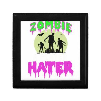 Zombie tee gift box