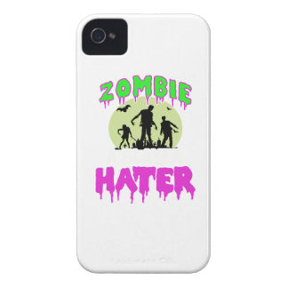 Zombie tee iPhone 4 case