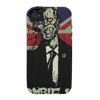 Zombie UK iPhone 4 Case