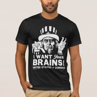 Zombie Uncle Sam Shirt