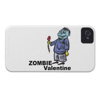 Zombie Valentine iPhone 4 Case-Mate Cases