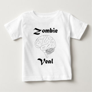 Zombie Veal Baby T-Shirt