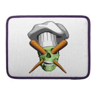 Zombie Vegan MacBook Pro Sleeve
