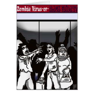 zombie virus? card