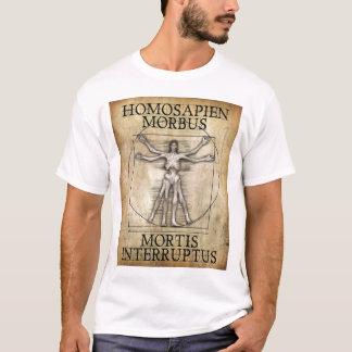 ZOMBIE VITRUVIAN T-Shirt