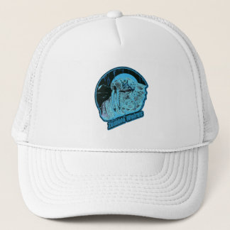 Zombie Walrus - Original Blue Ice Trucker Hat