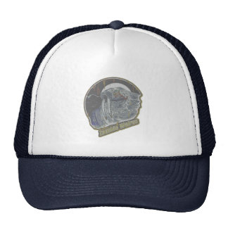 Zombie Walrus - Original Faded Trucker Hat