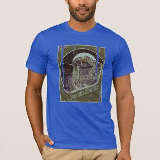 Zombie Walrus - Worn Distressed look T-Shirt