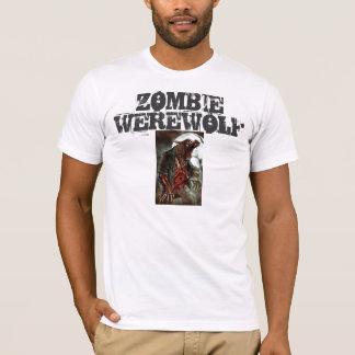 zombie wear wolf T-Shirt