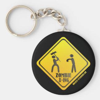 Zombie X-Ing Key Chain!!!! Keychain