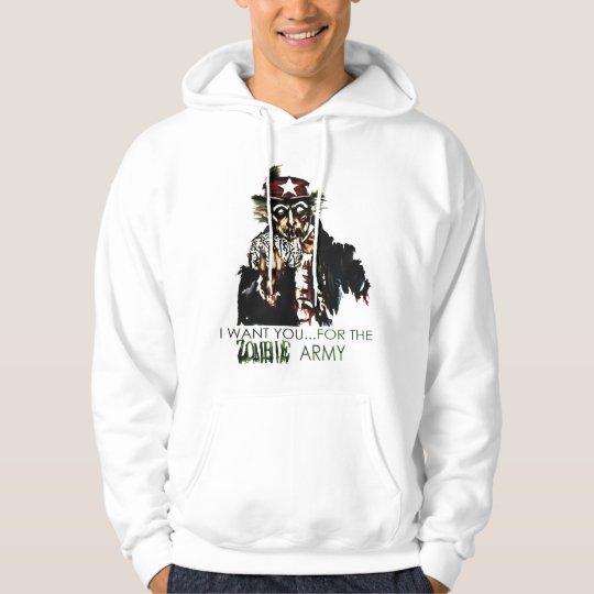 zombiearmy hoodie
