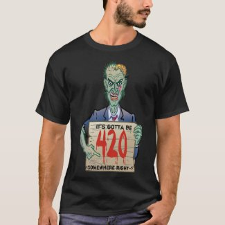 Zombie's 420 Time