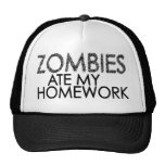 Zombies at my Homework