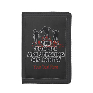 Zombies custom wallets