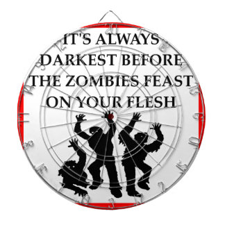 ZOMBIES DART BOARD
