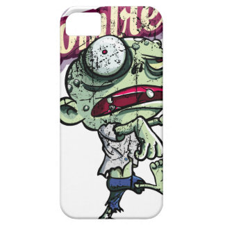 Zombies eat Brains Case For The iPhone 5