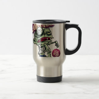 Zombies eat Brains Mug