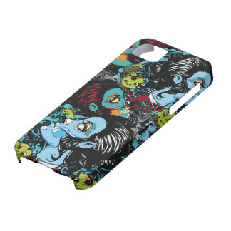 Zombies Everywhere iPhone 5 Cover