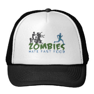 Zombies Hat Fastfoo