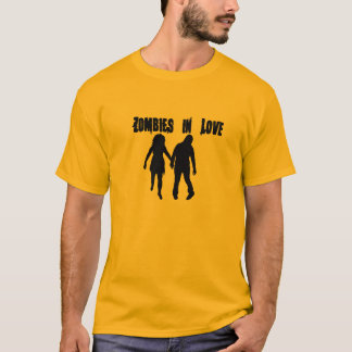 Zombies In Love T-Shirt