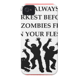 ZOMBIES iPhone 4 CASE