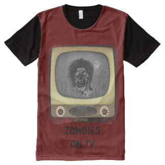 Zombies on TV