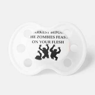 ZOMBIES PACIFIER