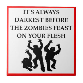 ZOMBIES TILE
