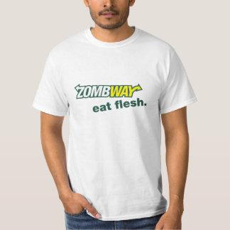 Zombway - Eat Flesh! T-Shirt