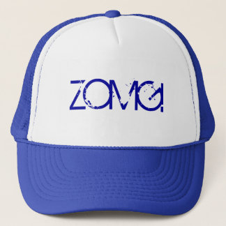 ZOMG! TRUCKER HAT