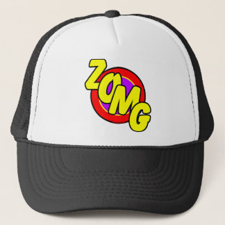ZOMG TRUCKER HAT