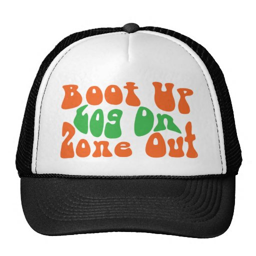 Zone Out! Mesh Hats
