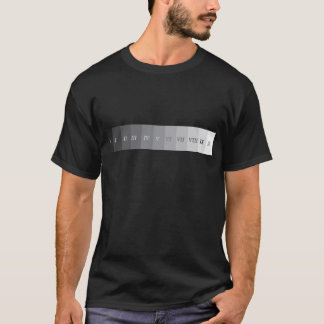 Zone System T-Shirt