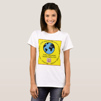 Zonta Sanibel-Captiva world shirt